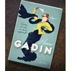 """Magnet """"Pierre Gadin"""" - Auguste Derrière."""