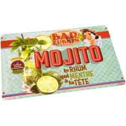 "Set de table ""Mojito"" Natives Deco."
