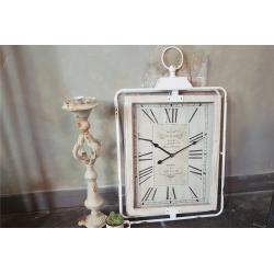 Horloge Cadre Vieilli