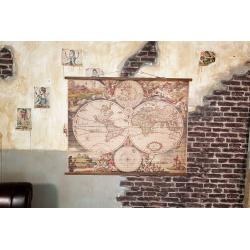 Mappemonde Antique
