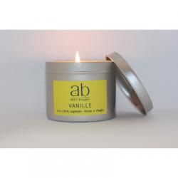 Bougie Cire Parfumée - Vanille