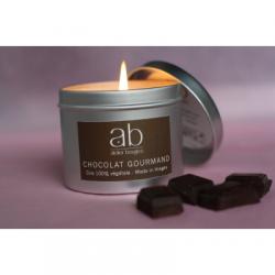 Bougie Cire Parfumée - Chocolat Gourmand